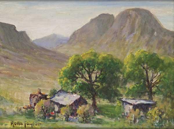 350: Rolla Taylor (Am. 1871-1970)