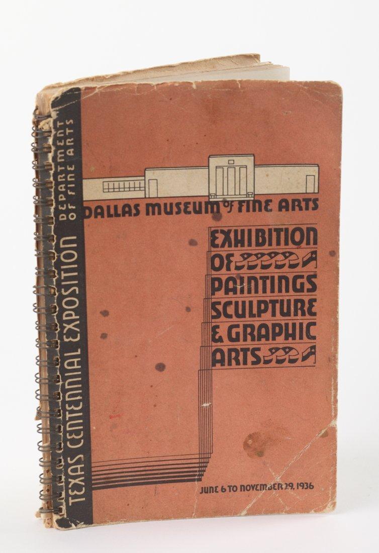 Catalogue: Dallas Museum of Fine Arts , Exhibition of