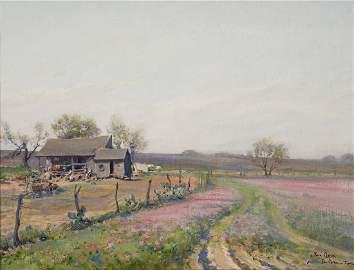 Jose Arpa (Am. 1858-1952), San Antonio Near Calaveras,