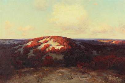 Julian Onderdonk (Am. 1882-1922), In the Land of the