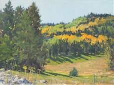 Frank Gervasi (Am. 1895-1986), Cloudcroft, New Mexico,