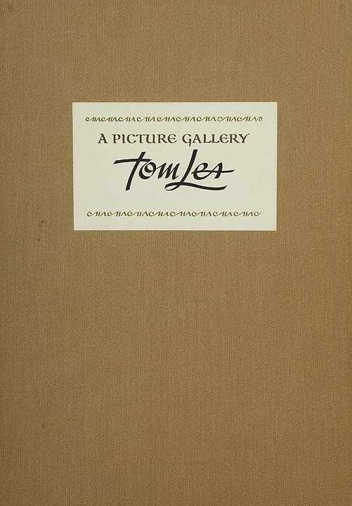 16: A Picture Gallery: Paintings and Drawings by Tom Le