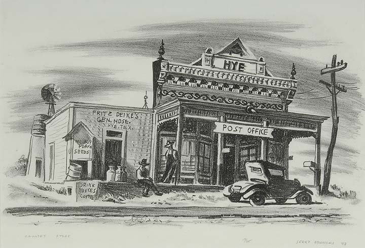 17: Country Store, Ed. 17/25