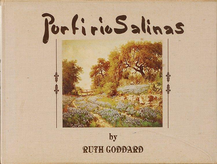 Porfirio Salinas, by: Ruth Goddard ©1975 Rock House