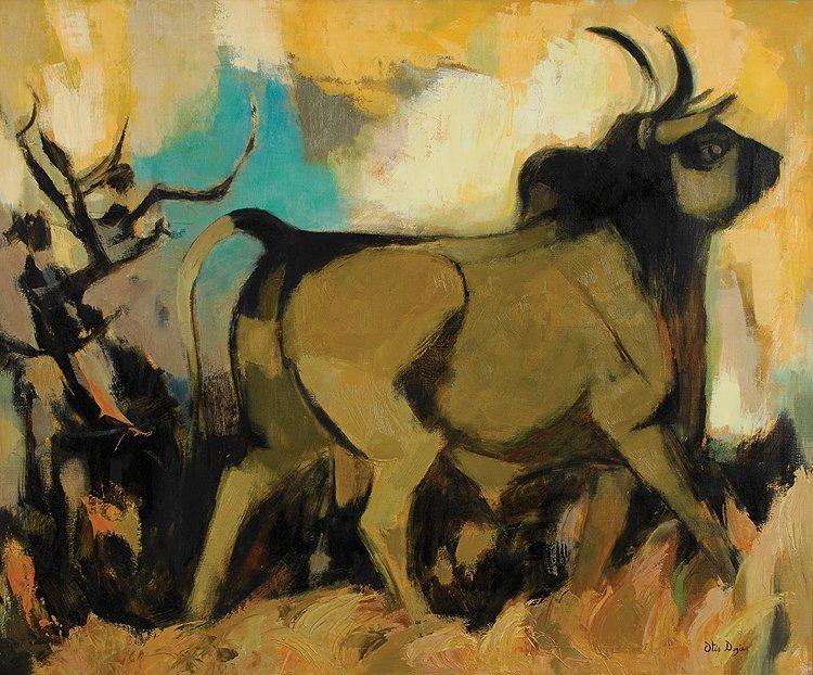 Energetic Bull, 1963