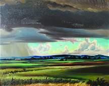 Summer Rainstorm, 1951