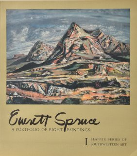 Everett Spruce, Everett Spruce, A Portfolio of Eight Pa