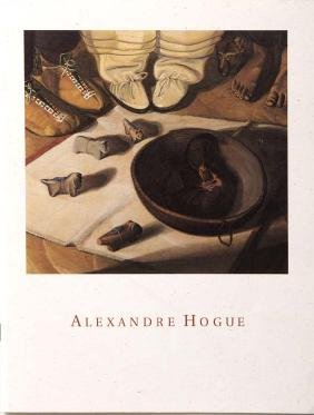 Alexandre Hogue, Catalogue: Visionary of the Western