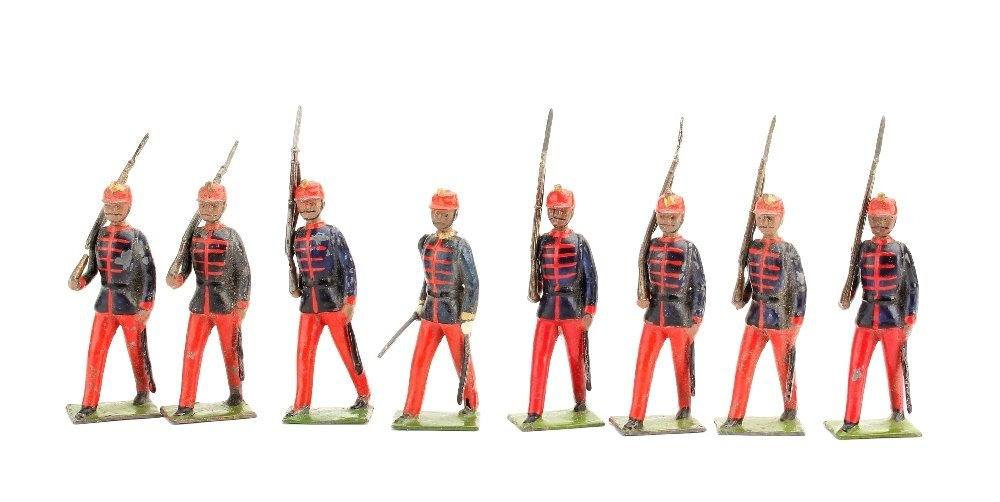 Britains set 177 Austro-Hungarian Infantry, matched