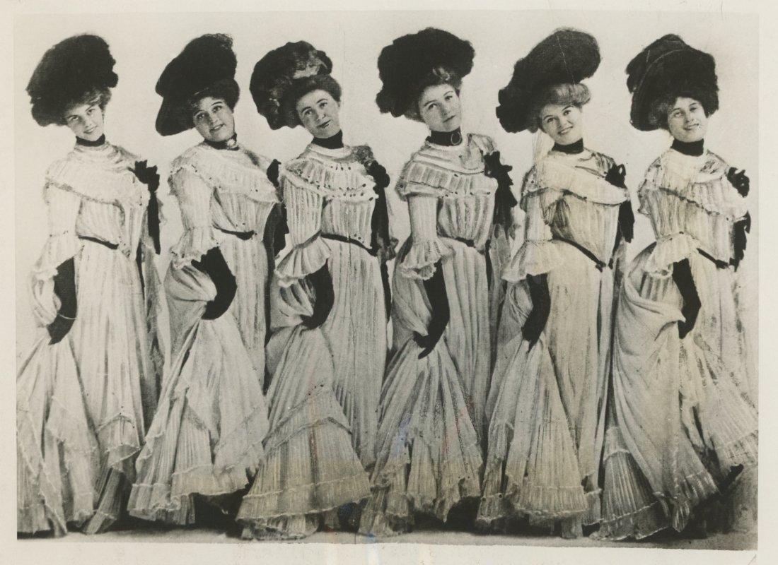 SEXTETTE OF GAY, San Francisco CA, 1929