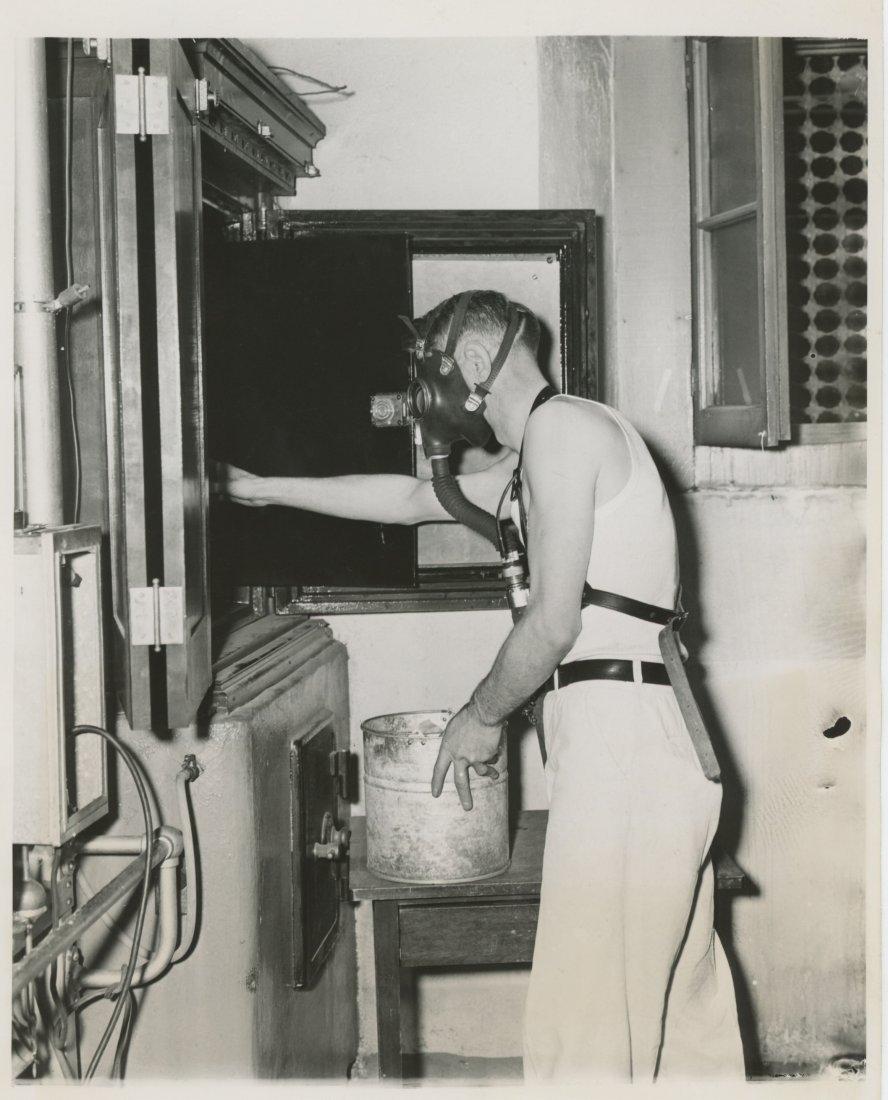 RADIUM INDUSTRY, NY 1939