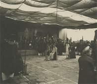 Antique Early Photo Ceremony Wedding? Korea