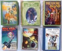 Group of Six Antique / Vintage Books