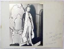 Vintage Photo ARMI KUUSELA Finland First Miss