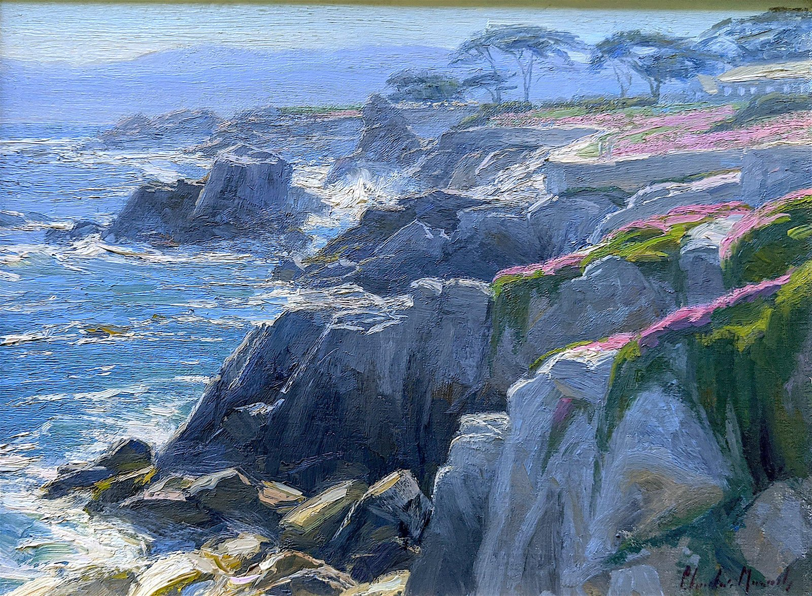 CHARLES MUENCH, American Pacific Grove, CA
