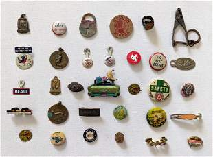 Vintage Set with 30+ Misc. Collectible Items