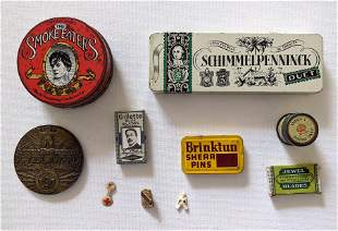 Vintage Set with Selected Collectible Items
