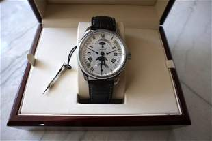 LONGINES Master Collection L2.738.4 Automatic Mens