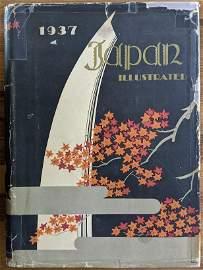 Book JAPAN ILLUSTRATED 1937 by Nippon Dempo Tsushinsha,