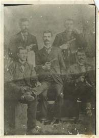 Very Rare Old Photo After Captured Redmond The Outlaw,