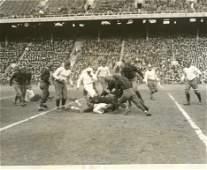 Historical Photo Football Marines vs Philadelphia, 1930