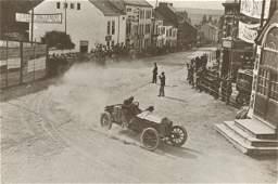 Car Racing Photo Circuite des Ardennes, 1907