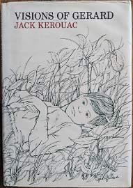 Antique Vintage Book Visions Of Gerard 1st Ed. Jack