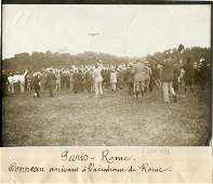 Antique Photo Pioneers Aviation Circuits, 1910s