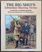 Rare Old Book The Big Shots Jonathan Garnier Ruffer