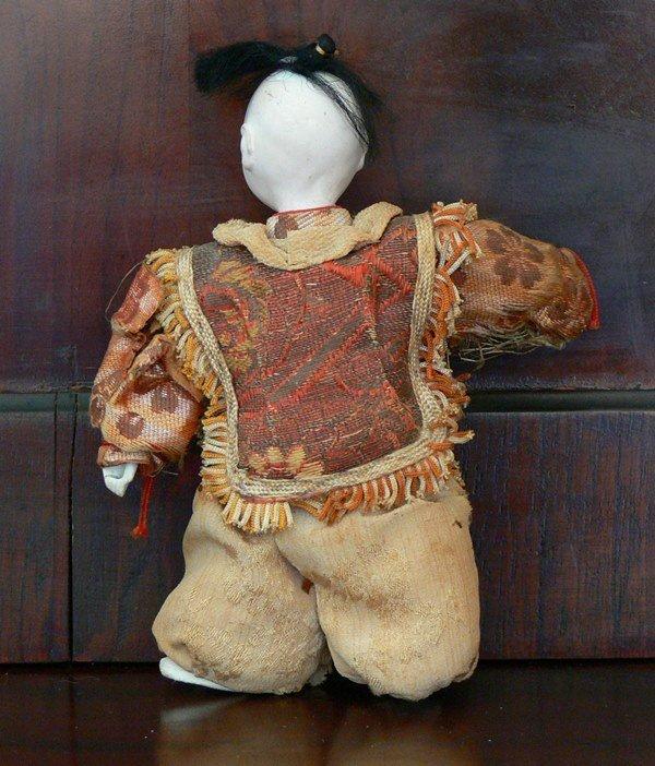 Vintage Antique Japanese doll 19th Century. - 3