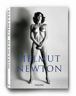 Vintage Set 5 Books Helmut Newton Hardcover Collection