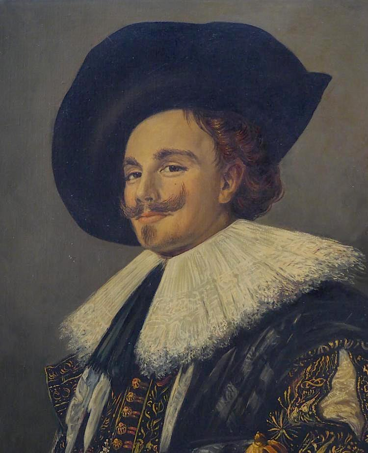 Frans Hals (1580 - 1666) The Laughing Cavalier Oil on - 2
