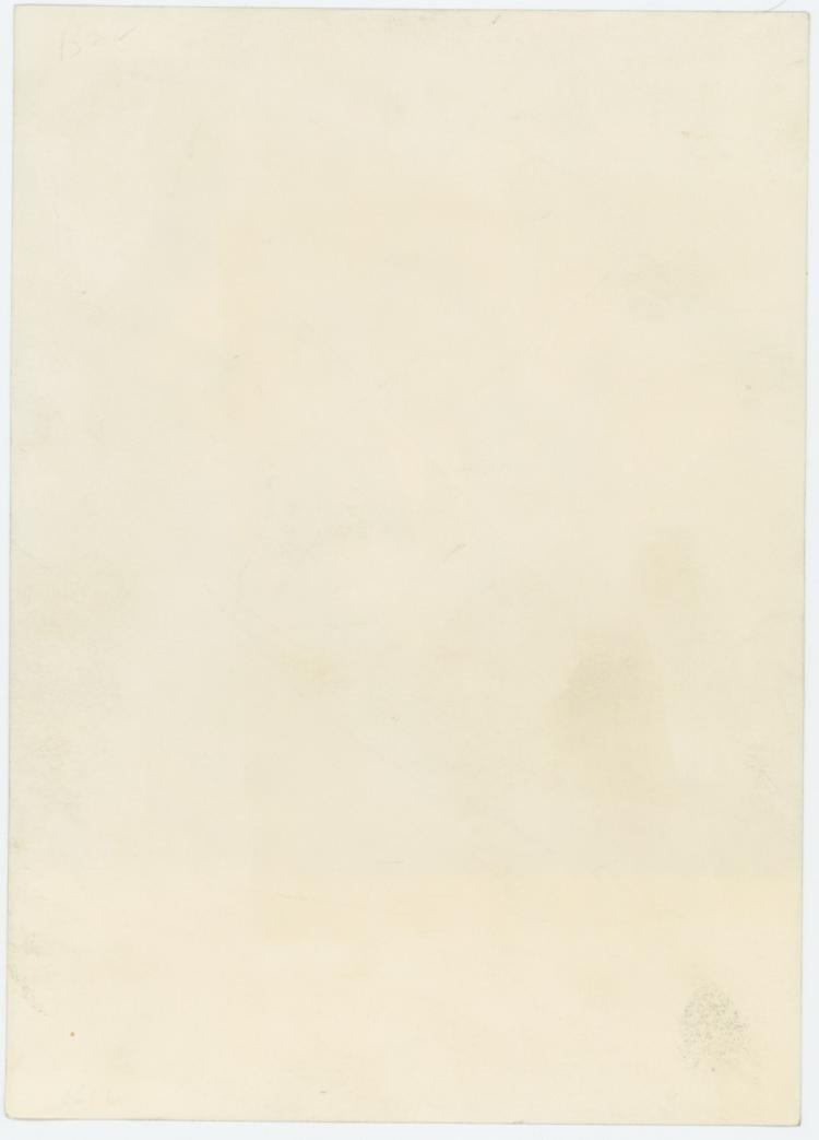 PABLO PICASSO, Rare Silver Gelatin, 1960's - 2