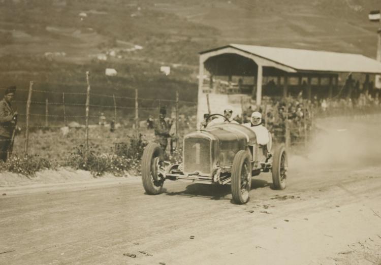 Photography France GP de Provence Miramas Race, 1925