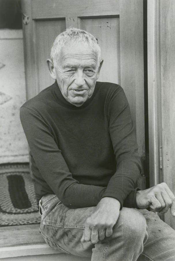 ANDREW WYETH, Rare Silver Gelatin, 1987