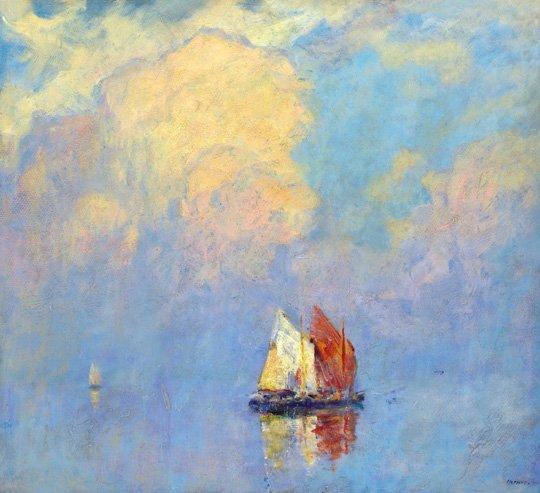 Herrer Cézár (1868-1919): Sailers