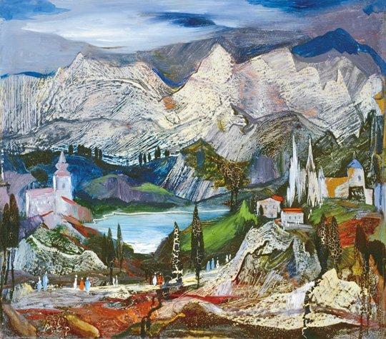 Molnár C. Pál (1894-1981): Tarn