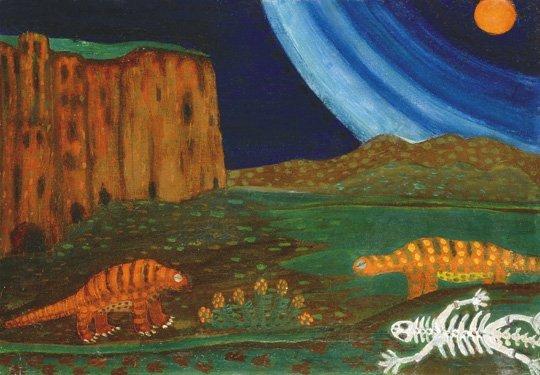 Mokry Mészáros Dezső (1881-1970): Ancient World