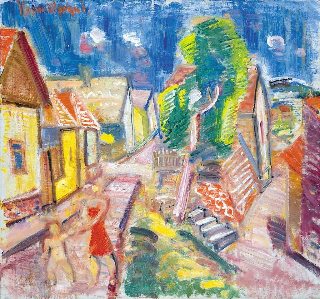 Alleyways in Szentendre