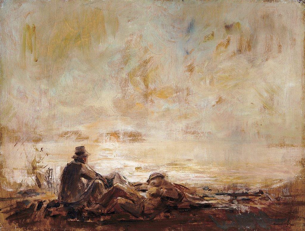 Mednyánszky László (1852-1919): Outcasts