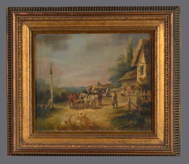 British School (19th Century)