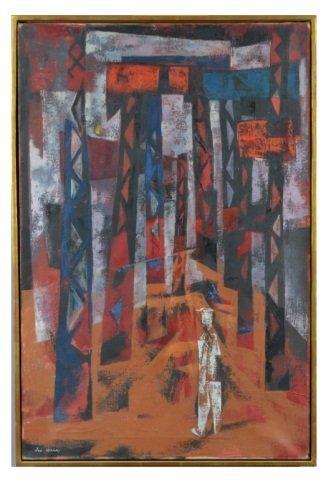 Joseph Wolins (American, 1915-1999)