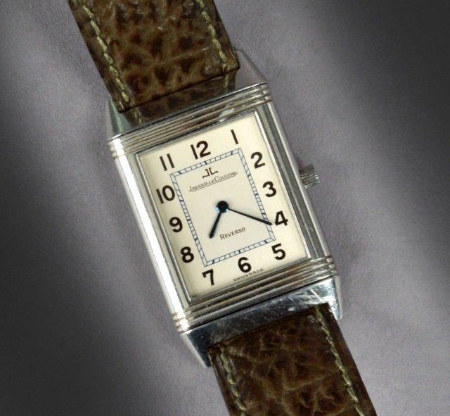 """Jaeger-LeCoultre """"Reverso Classique"""" Watch"""