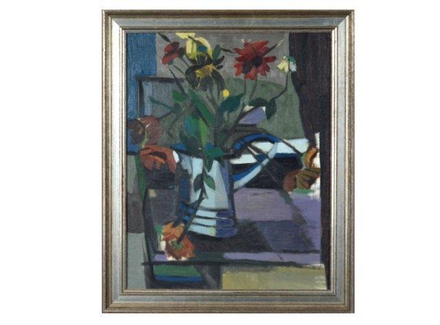 American Post Impressionist School (20th C.)
