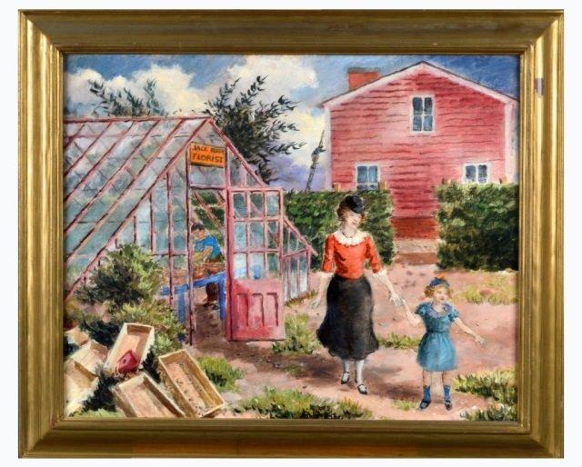 Cordray Simmons (American, 1888-1968)