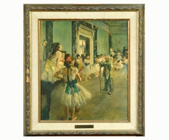After Edgar Degas (French, 1834-1917)