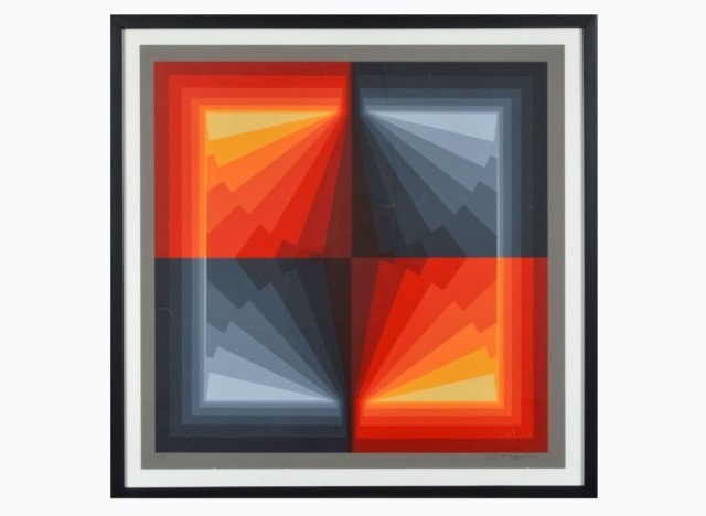 Contemporary Abstract (20th Century)