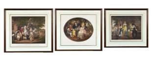 Three English Prints