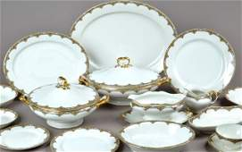 Group of Assorted Limoges Porcelain Dinnerware