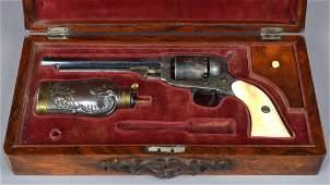 E. Whitney Deluxe Engraved Revolver